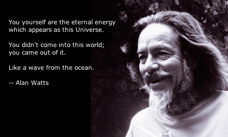 Alan Watts on The Oneness
